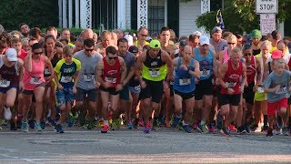 Fitness after 40 at the Battle of Stonington 5k