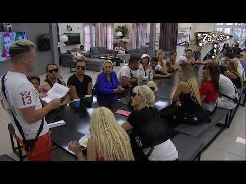 Zadruga 2 - Da li žene vladaju zadrugom - 17.10.2018.