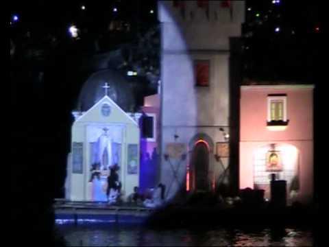 Festa di Sant'Anna - Barca del Comune di Ischia