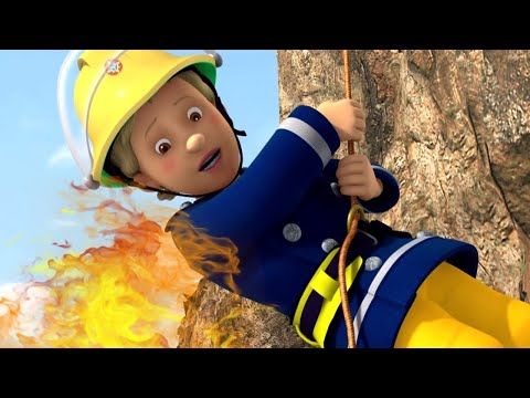 Fireman Sam ⭐️ Fire Below! 🚒 Adventures with Penny! 🔥Videos For Kids