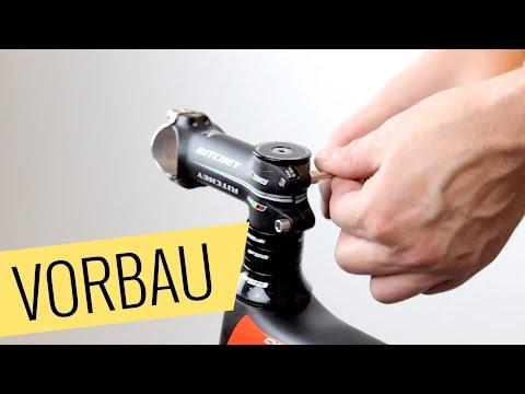 Fahrrad Vorbau austauschen und einstellen - Detaillierte Reparatur - Fahrrad.org
