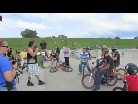Fargo ND Skatepark Competition