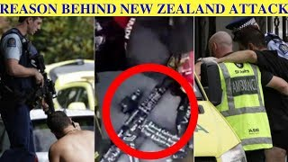 What happend in Live streamed Video of Christchurch mosque attack at New Zealand