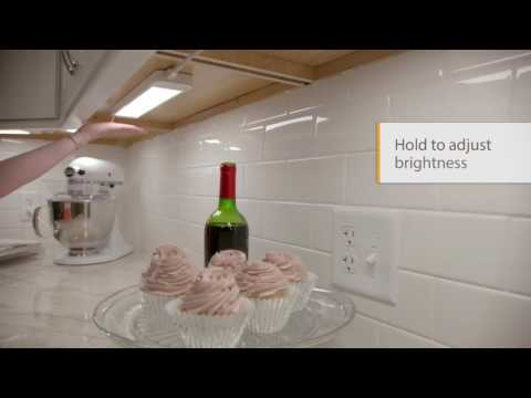 Video for Bronze 8-Inch LED Smart Energy Star Under Cabinet Light