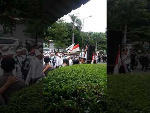 Demo FPI  Galaxy Mall Di Surabaya