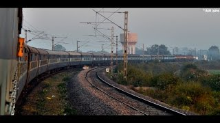 Kota India  City new picture : JOURNEY To KOTA On The First Morning of 2016 : INDIAN RAILWAYS