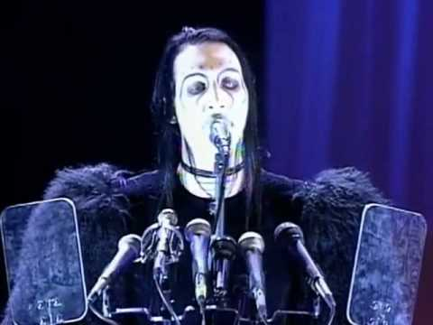 Marilyn Manson - The Beautiful People - (Subtitulos Español) - Live at MTV