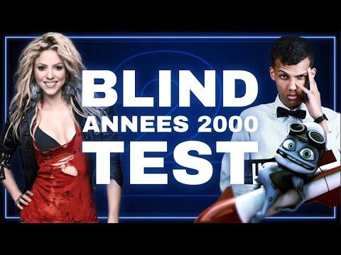 BLIND TEST - ANNEES 2000 ( 100 EXTRAITS )