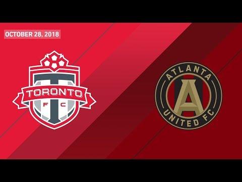 Video: Match Highlights: Atlanta United FC at Toronto FC - October 28, 2018