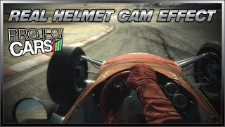 Gameplay - Visuale interna della Lotus 49 Cosworth