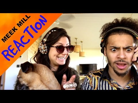 REACTION TO Meek Mill - On The Regular [Official Music Video]