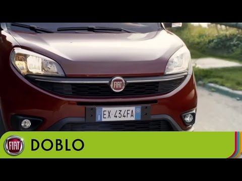 The new fiat Doblo