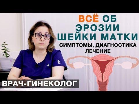 Эрозия шейки матки симптомы, причины, диагностика, лечение