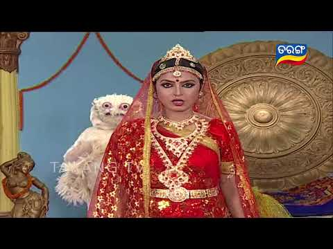 Shree Jagannath | Odia Series Ep 4 | Odia Classics | Maa Laxmi Teaches a lesson to Lord Jagannath