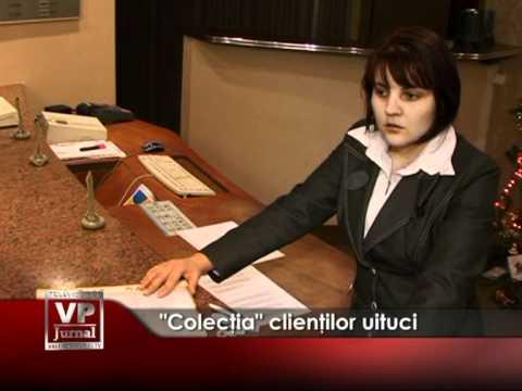 """""""Colecţia"""" clienţilor uituci"""