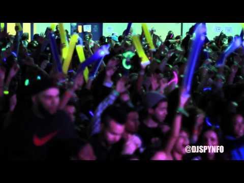 DJ Spynfo – Pace University Homecoming 2012