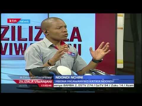 Zilizala Viwanjani: Hali ya mchezo wa Ndondi nchini Kenya, Octoba 26 16