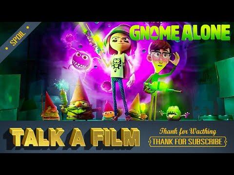 ตุ๊กตามีชีวิต!! Gnome Alone ( 2018 ) สปอยหนัง
