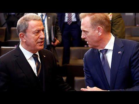 Άγκυρα: Η επιστολή Σάναχαν για τα F-35 δεν αρμόζει στο συμμαχικό πνεύμα…