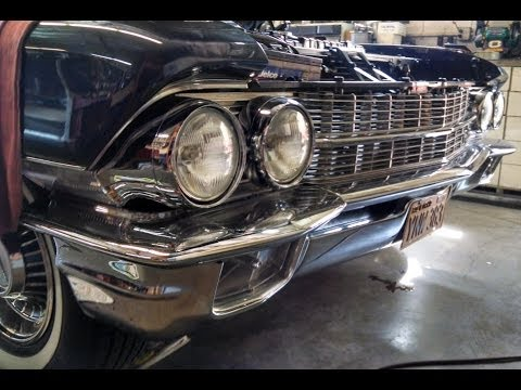 1962 Cadillac Fleetwood Limo Heater Core and Radiator repair by the Radiator Works