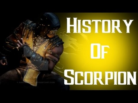History Of Scorpion Mortal Kombat X