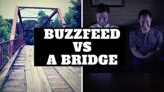 Video Buzzfeed Employees are Scared of a Bridge MP3, 3GP, MP4, WEBM, AVI, FLV November 2018