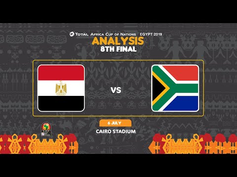 CAF 2019 - EGYPT VS SOUTH AFRICA HIGHLIGHTS, LINEUP, STADIUM, SHIRT, GROUP, CHAIN TV.....