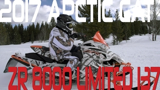 2. STV 2017 Arctic Cat ZR 8000 LIMITED 137