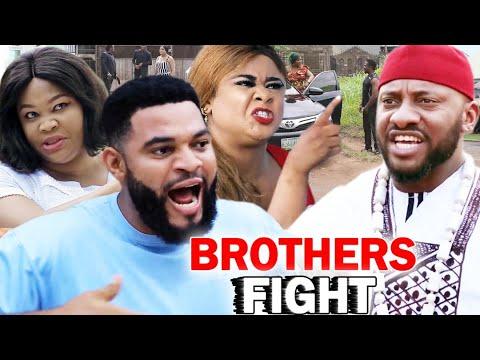 BROTHERS FIGHT SEASON 11&12 - Yul Edochie New Movie 2020 Latest Nigerian Nollywood Movie Full HD