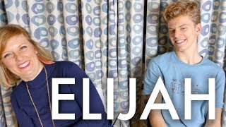 Video A CONVERSATION WITH ELIJAH : Traveling Family of 11 MP3, 3GP, MP4, WEBM, AVI, FLV Juni 2018