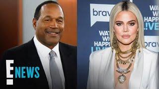 O.J. Simpson Denies Being Khloé Kardashian's Father | E! News