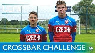 Find out what happened when Czech Under-21 duo Ladislav Takács & Adam Jánoš went head-to-head in our Crossbar...