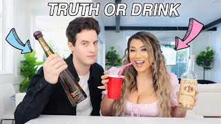 TRUTH OR DRINK - Our One Year Anniversary by MissRemiAshten