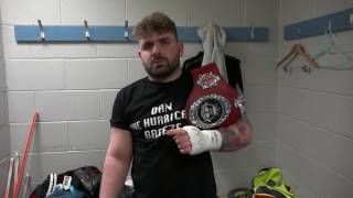 A piece discussing the rise in popularity of Bare Knuckle Boxing as promoters work to move away from it's stereotypical image of a sport for criminals and tr...