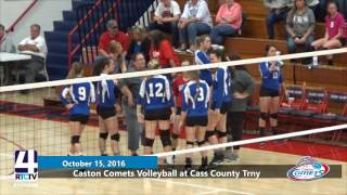 Caston Volleyball at Cass County Tourney