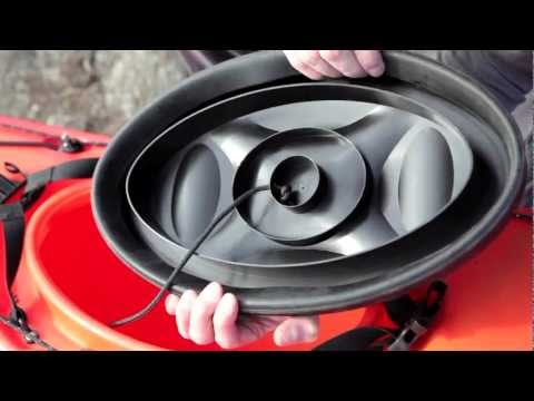 Necky Kayaks Quick Seal Hatch System