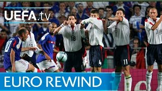 Download Video EURO 2004 highlights: France 2-1 England MP3 3GP MP4