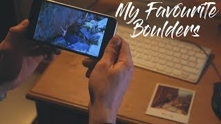 My FAVOURITE boulder problems ** From Aboard ** by Dan Turner
