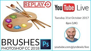 YES! Brushes in Photoshop CC 2018 receive MUCH NEEDED Update