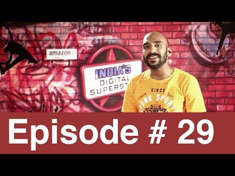 Episode 29 | Talent Ke Fresh Fatakes | India?s Digital Superstar