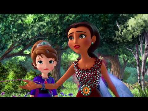 Sofia The First   The Mystic Isles  The Falcon's Eye   Exclusive Episode   Disney Junior