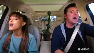 Video Carpool Karaoke: The Series — Ariana Grande & Seth MacFarlane Preview — Apple Music MP3, 3GP, MP4, WEBM, AVI, FLV Oktober 2018