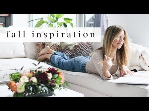Fall Inspiration | Home Decor, Cooking & Creative Projects
