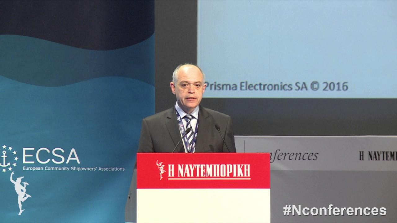 Γεώργιος Χριστόπουλος, Αντιναύαρχος Μηχανικός ΠN ε.α., Marine Operations, LAROS – Prisma Electronics