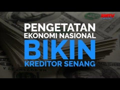 Pengetatan Ekonomi Nasional Bikin Kreditor Senang