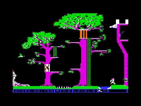 Apple II Classics - Conan: Hall of Volta