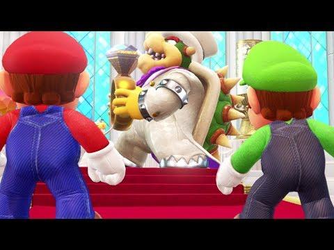 Super Mario Odyssey - 2 Player Co-Op - Finale