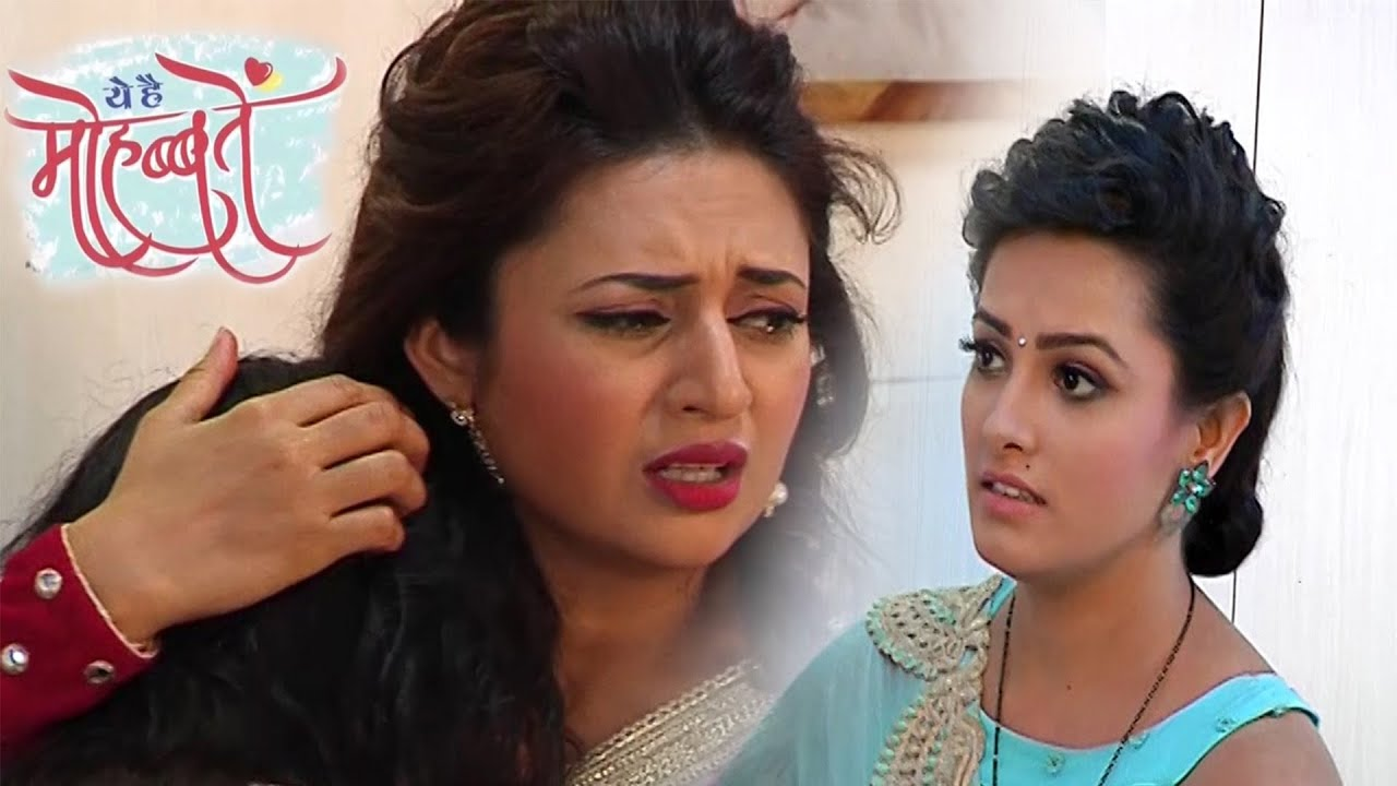 Yeh Hai Mohabbatein | 13th September 2016 | Raman & Ishita LOSE Pihu's CUSTODY