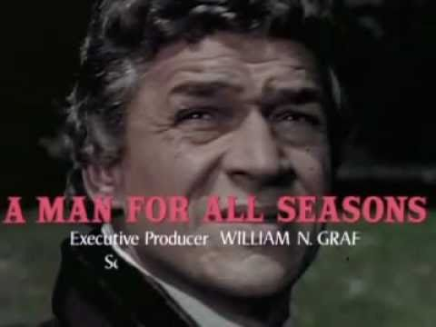 A Man For All Seasons (1966) - Trailer