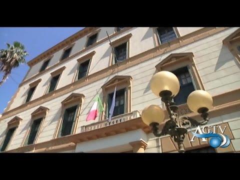 Protesta dei netturbini a Porto Empedocle
